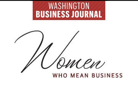 Sue Evans, President & CEO of Evans Incorporated, Honored Among The Washington Business Journal's 2015 Women Who Mean Business