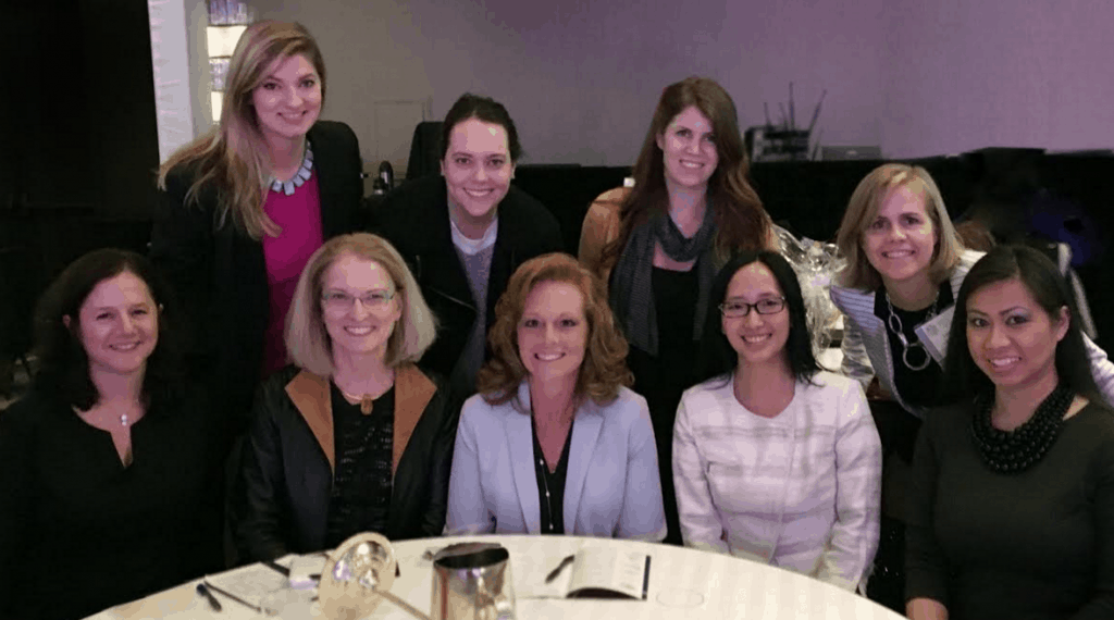 Evans Incorporated Staff Attends The Women's Center's 30th Annual Leadership Conference