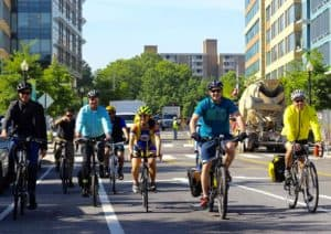 Evans' Bike Commuting Tips - DC - MD - VA