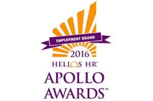 Evans Incorporated Award - Helios HR Apollo Awards 2016