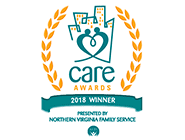 Evans Incorporated receives the 2018 CARE Award. For more than 25 years, the CARE Awards have recognized outstanding companies proactively making Northern Virginia a better place for everyone to work, live and play.