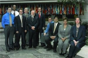 2000 - 2004: Human-Centered Change that Works® achieved at IMF